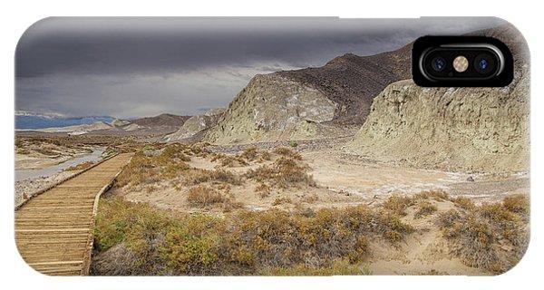 Salt Creek Trail IPhone Case