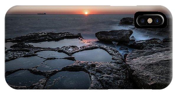 Salt Flats - Marsaskala, Malta - Seascape Photography Phone Case by Giuseppe Milo