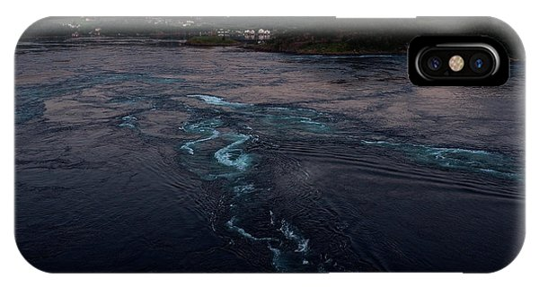 Saltstraumen, Magic Power Stream IPhone Case
