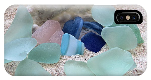 Saltwater Glass IPhone Case