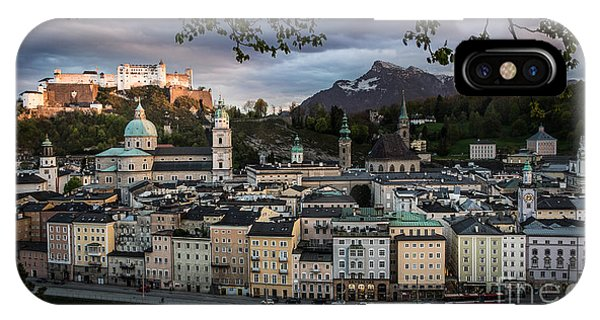 Salzburg IPhone Case