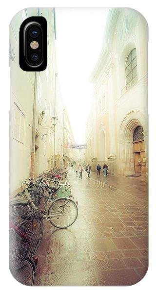 Salzburg Rain IPhone Case