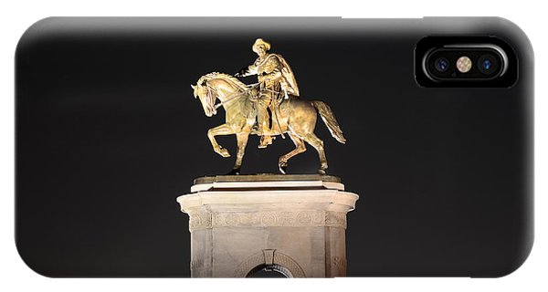 Sam Houston  IPhone Case