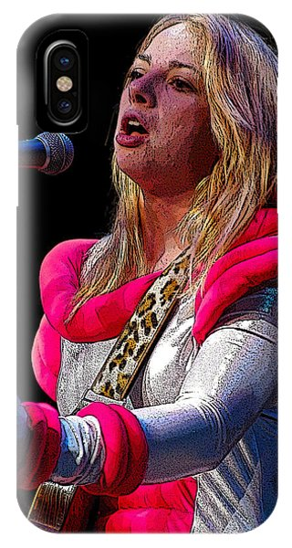 Samantha Fish IPhone Case