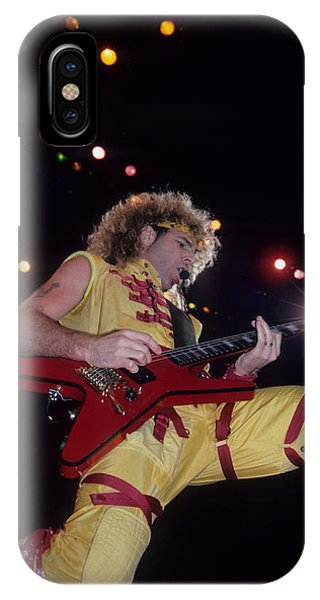 Sammy Hagar IPhone Case