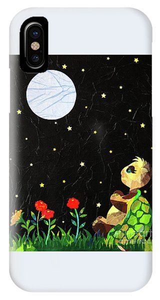 Sammy's Solitude IPhone Case
