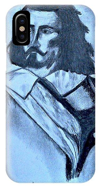 Samuel De Champlain IPhone Case