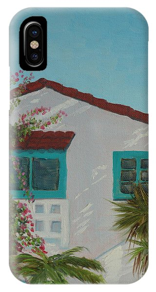 San Clemente Art Supply IPhone Case