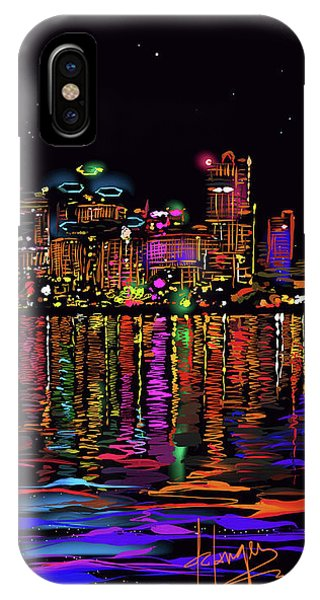 San Diego Stars IPhone Case