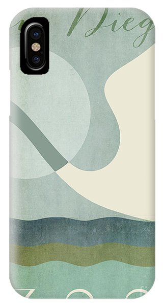 California iPhone Case - San Diego Zoo  by Mindy Sommers