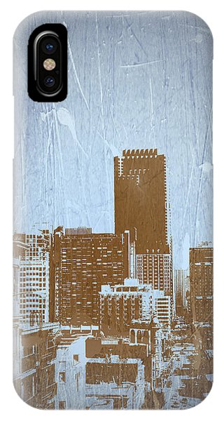 San Francisco 2 IPhone Case