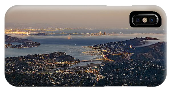 San Francisco Bay Area IPhone Case