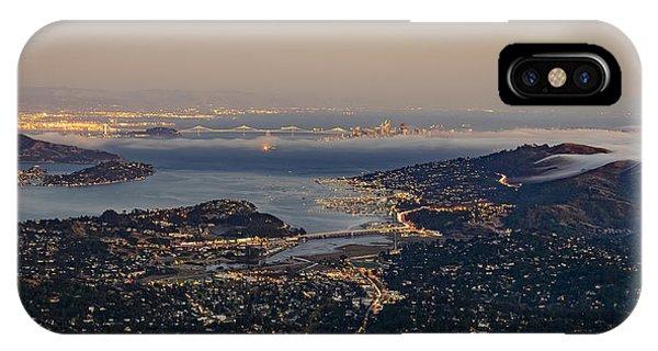 San Francisco Bay Area IPhone Case