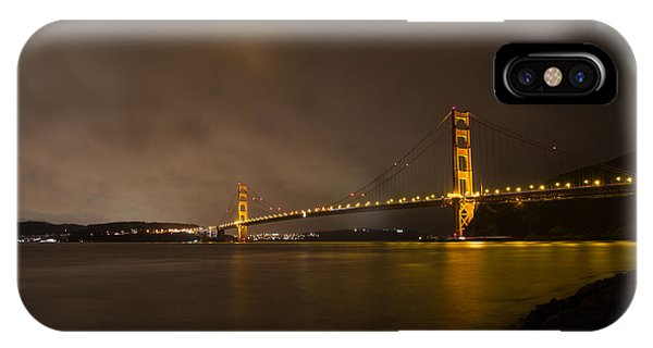San Francisco- February IPhone Case