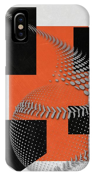 San Francisco Giants iPhone Case - San Francisco Giants Art by Joe Hamilton fe21ecac01