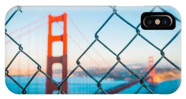 Bridge iPhone Case - San Francisco Golden Gate Bridge by Cory Dewald
