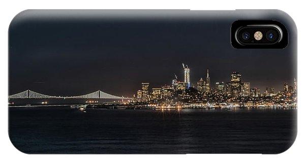 San Francisco Night IPhone Case