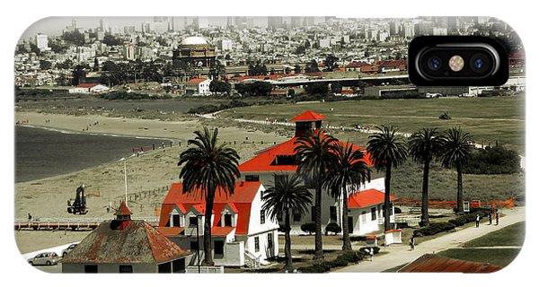 San Francisco Panorama 2015 IPhone Case