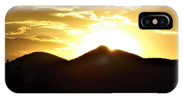 San Francisco Peaks At Sunset IPhone Case