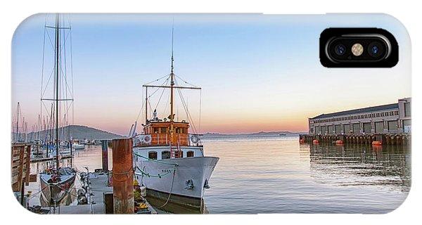 San Francisco - Pier 39 IPhone Case