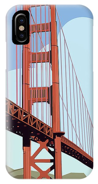 San Francisco Poster  IPhone Case