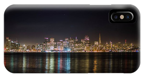 San Francisco Shot IPhone Case