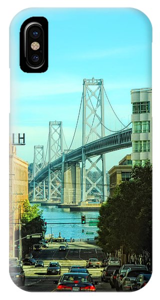 San Francisco Street IPhone Case