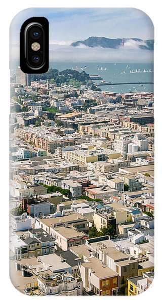 San Francisco Vista IPhone Case