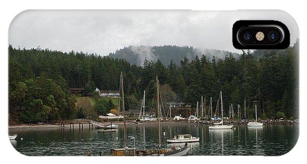 San Juan - Orcas Island  IPhone Case