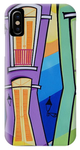 iPhone Case - San Juan Alegre-4 by Mary Tere Perez
