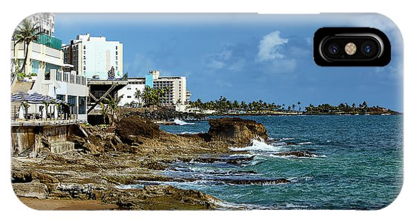 San Juan Bay In Puerto Rico IPhone Case