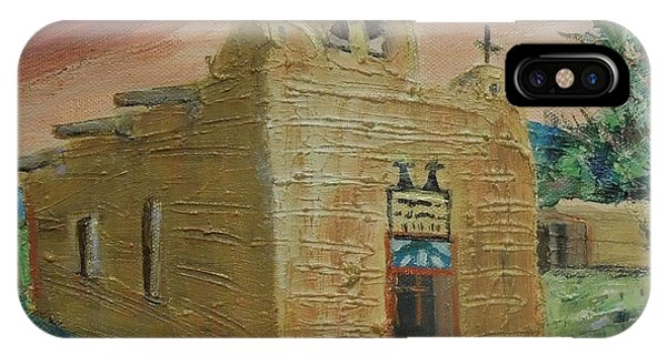 San Juan De Los Lagos - Sold IPhone Case