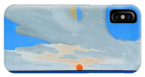 San Juan Sunrise IPhone Case