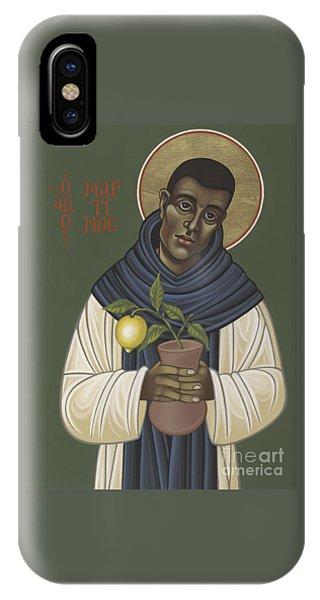 San Martin De Porres 213 IPhone Case