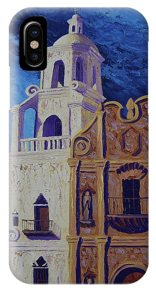 San Xavier IPhone Case
