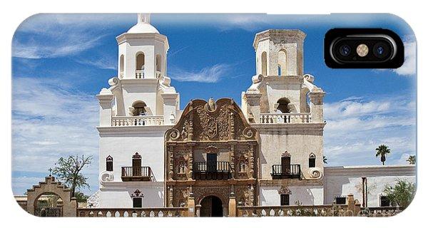 San Xavier Mission IPhone Case