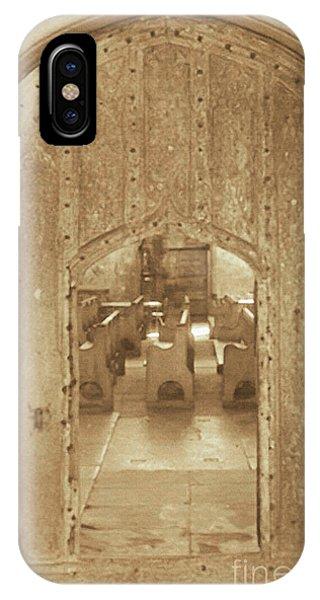 Sanctuary Phone Case by Jan Tyler