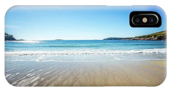 Sand Beach IPhone Case