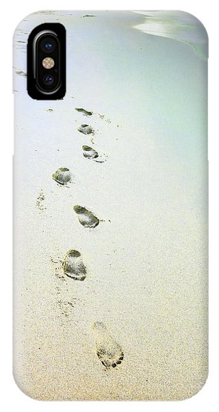 Sand Between My Toes IPhone Case