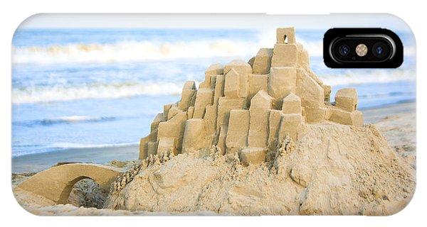 Sand Castle IPhone Case