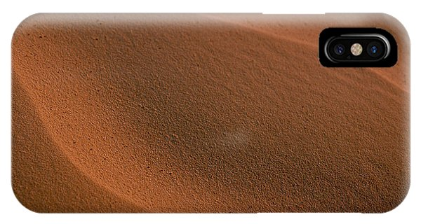 Sand Curves IPhone Case