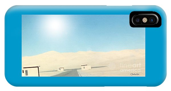 Sand Dune Surreal IPhone Case