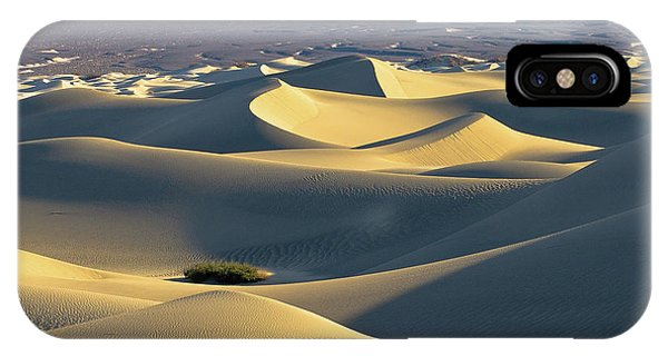 Sand Dunes Sunrise IPhone Case