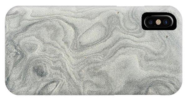 Sand Sculpture IPhone Case