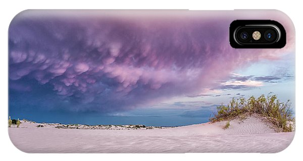 Sand Storm IPhone Case
