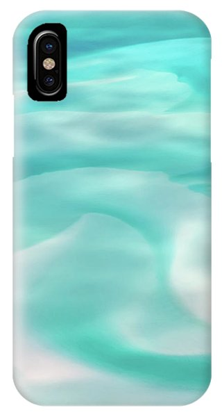 Barrier Reef iPhone Case - Sand Swirls by Az Jackson