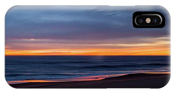 Sandbridge Sunrise IPhone Case