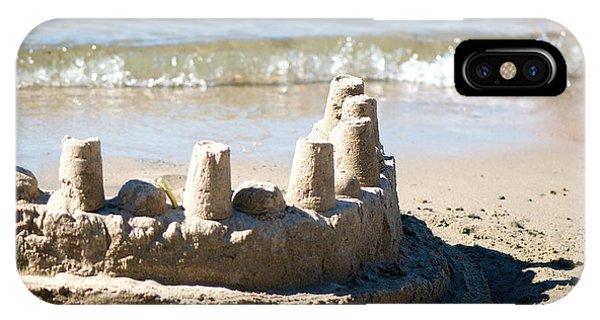 Sandcastle  IPhone Case