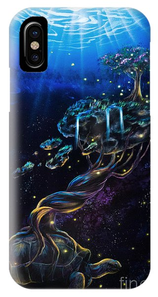 Sandman IPhone Case