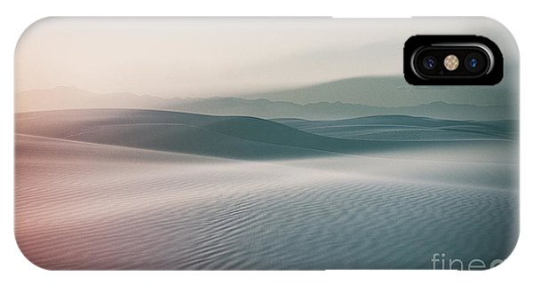Sands Sunset IPhone Case